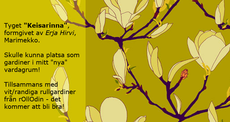 Tyg från Marimekko